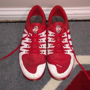 Trainer 5.0 Flywire shoes Ohio State